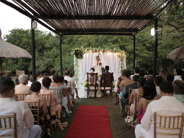 El matrimonio de Tivaldo y Jennifer en Barranquilla, Atlántico 48