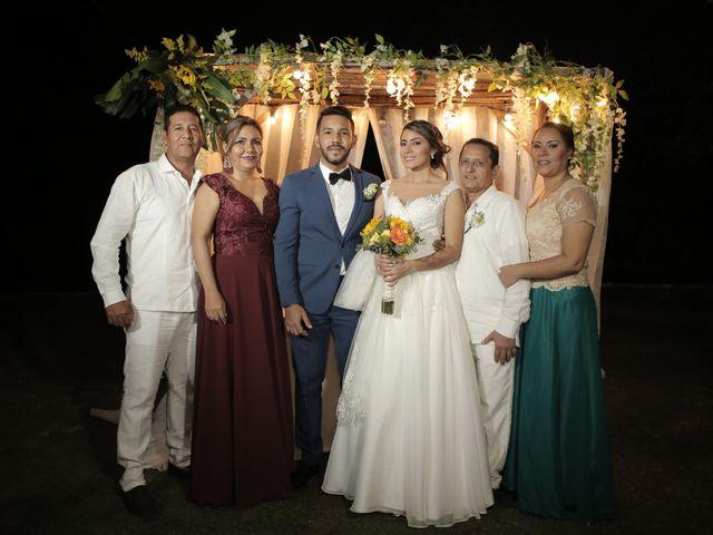 El matrimonio de Tivaldo y Jennifer en Barranquilla, Atlántico 61