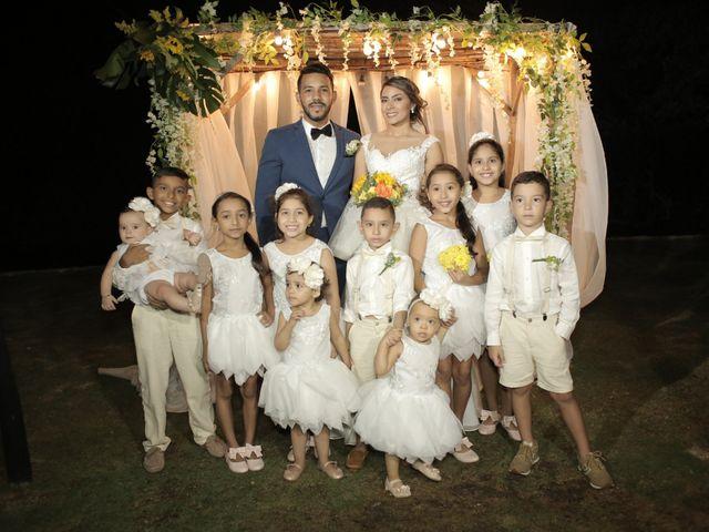 El matrimonio de Tivaldo y Jennifer en Barranquilla, Atlántico 65