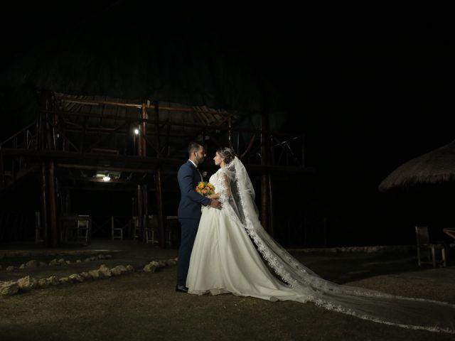 El matrimonio de Tivaldo y Jennifer en Barranquilla, Atlántico 66
