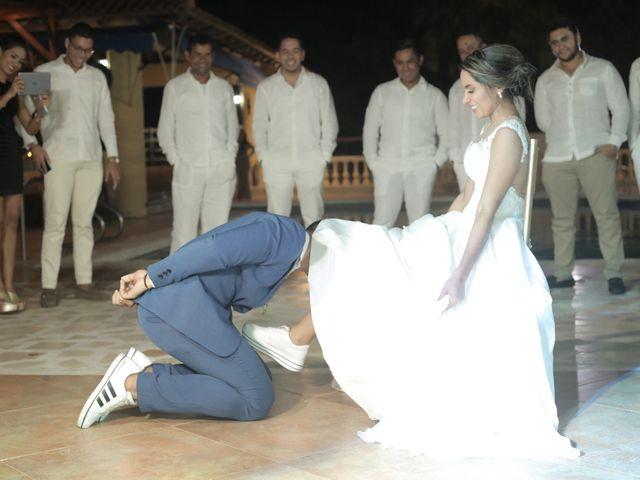 El matrimonio de Tivaldo y Jennifer en Barranquilla, Atlántico 88