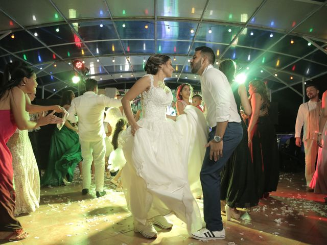 El matrimonio de Tivaldo y Jennifer en Barranquilla, Atlántico 94