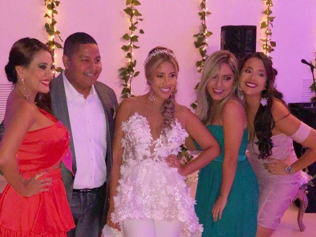 El matrimonio de William  y Gina   en Barranquilla, Atlántico 4