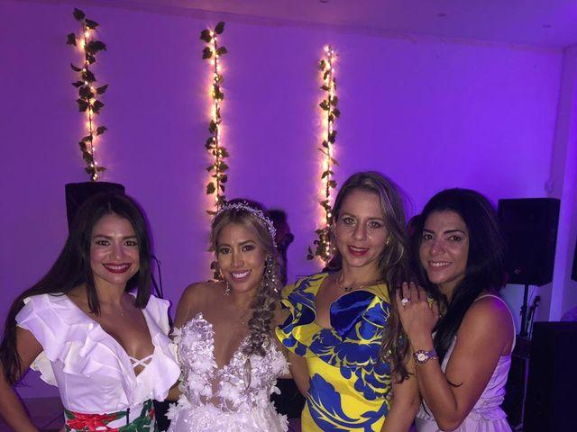 El matrimonio de William  y Gina   en Barranquilla, Atlántico 5