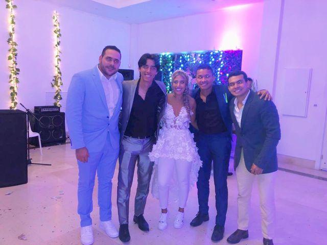 El matrimonio de William  y Gina   en Barranquilla, Atlántico 8