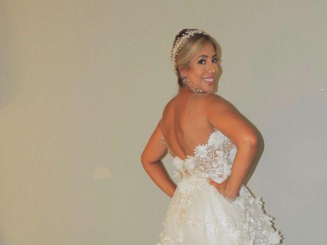 El matrimonio de William  y Gina   en Barranquilla, Atlántico 15