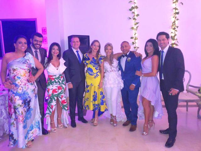 El matrimonio de William  y Gina   en Barranquilla, Atlántico 16