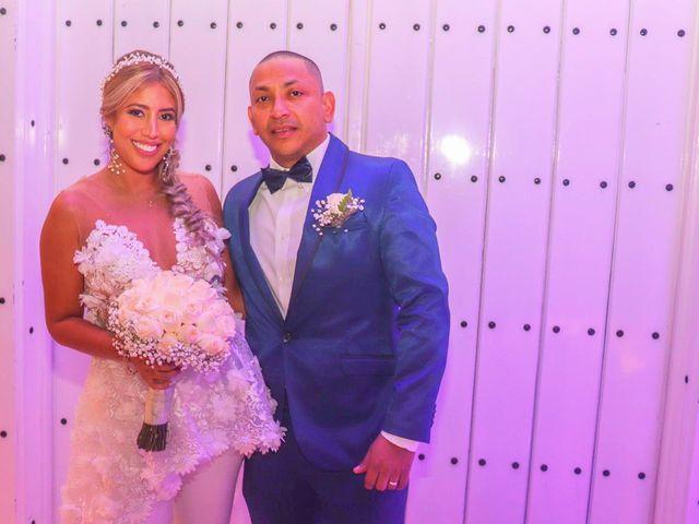 El matrimonio de William  y Gina   en Barranquilla, Atlántico 1