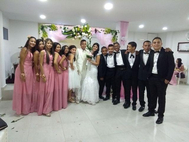 El matrimonio de jenifer  y Jhon