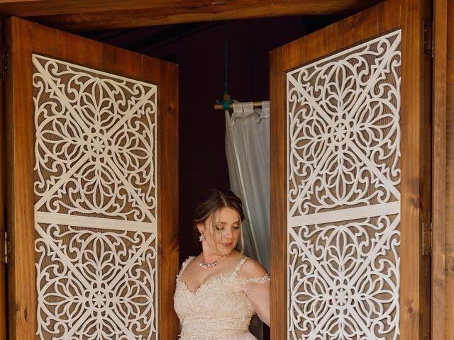 El matrimonio de Betey y Natu en Barichara, Santander 8
