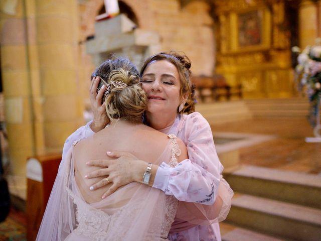 El matrimonio de Betey y Natu en Barichara, Santander 3