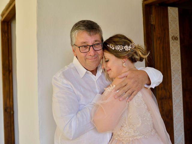 El matrimonio de Betey y Natu en Barichara, Santander 5