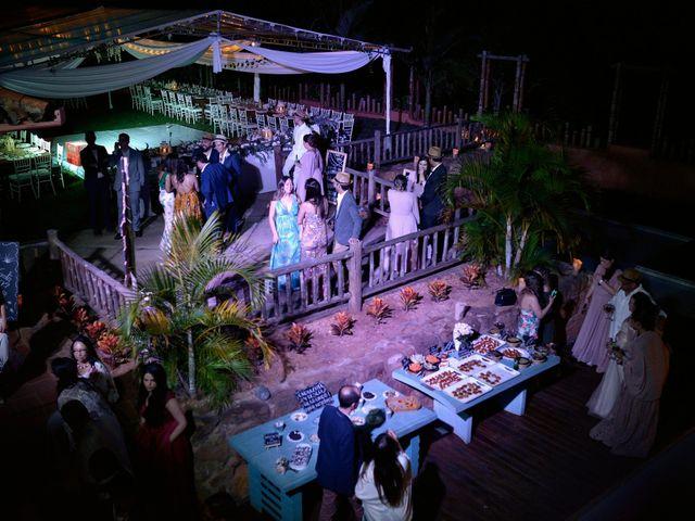 El matrimonio de Betey y Natu en Barichara, Santander 14