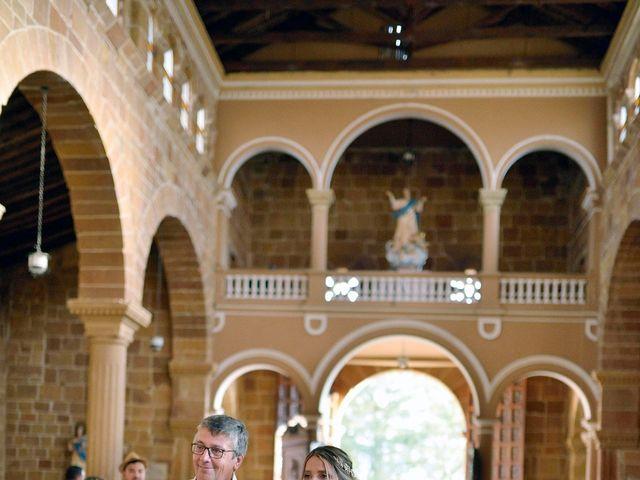 El matrimonio de Betey y Natu en Barichara, Santander 16
