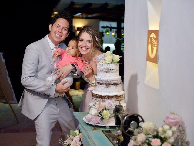 El matrimonio de Betey y Natu en Barichara, Santander 18