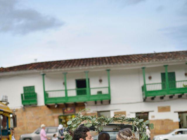El matrimonio de Betey y Natu en Barichara, Santander 20