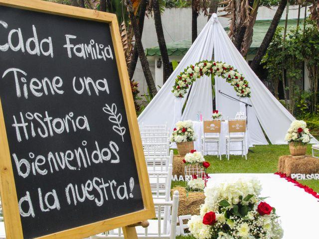 El matrimonio de Bryan   y Julieth   en Cali, Valle del Cauca 1
