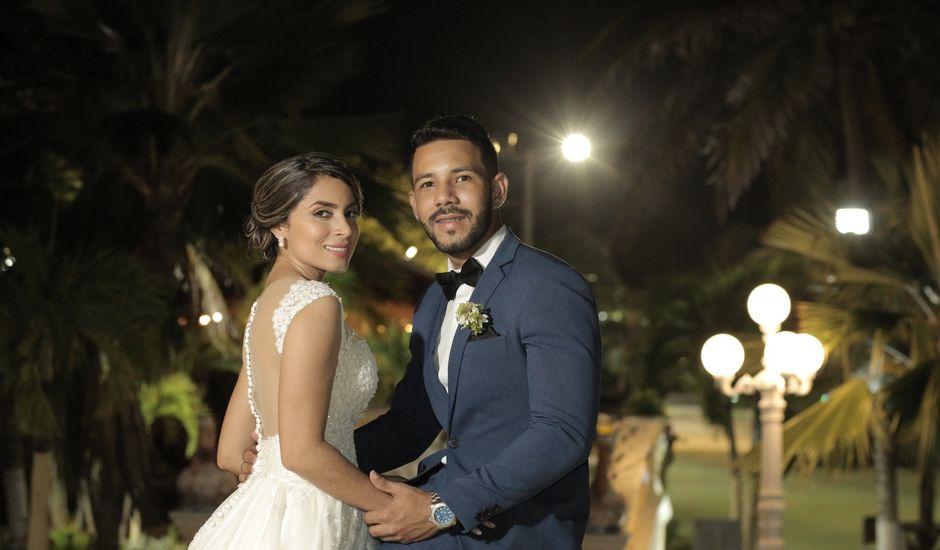 El matrimonio de Tivaldo y Jennifer en Barranquilla, Atlántico