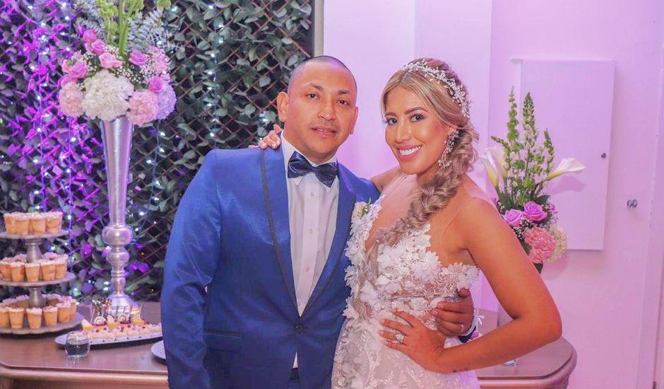 El matrimonio de William  y Gina   en Barranquilla, Atlántico