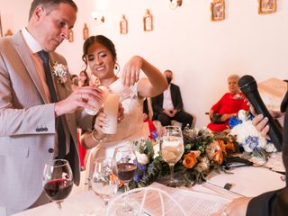 El matrimonio de Andrea y Francisco 2