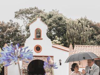 El matrimonio de Andrea y Francisco 3