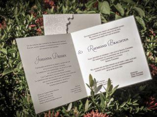 El matrimonio de Johanna y Raymond 1