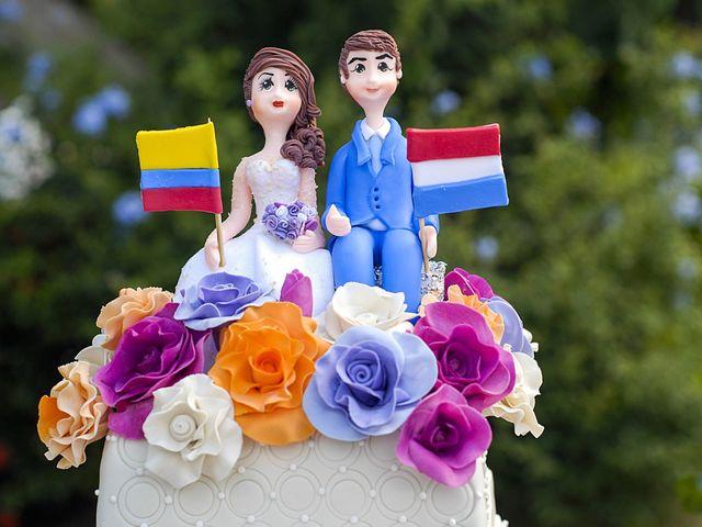 El matrimonio de Raymond y Johanna en Ibagué, Tolima 14