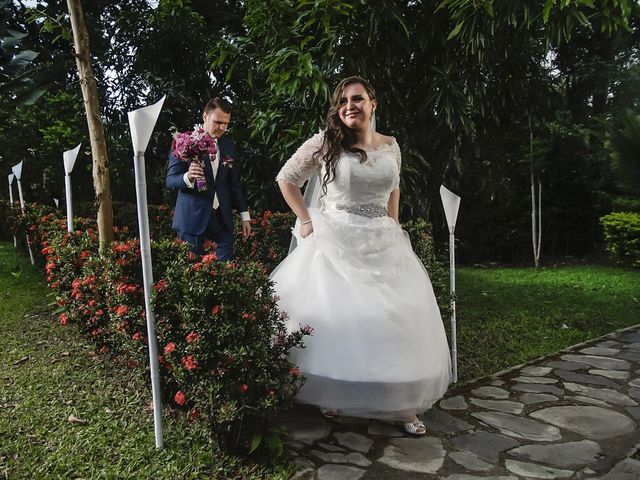 El matrimonio de Raymond y Johanna en Ibagué, Tolima 26
