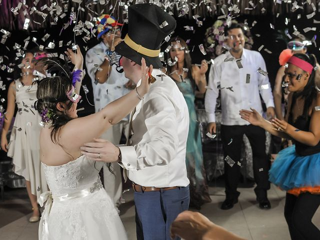 El matrimonio de Raymond y Johanna en Ibagué, Tolima 34
