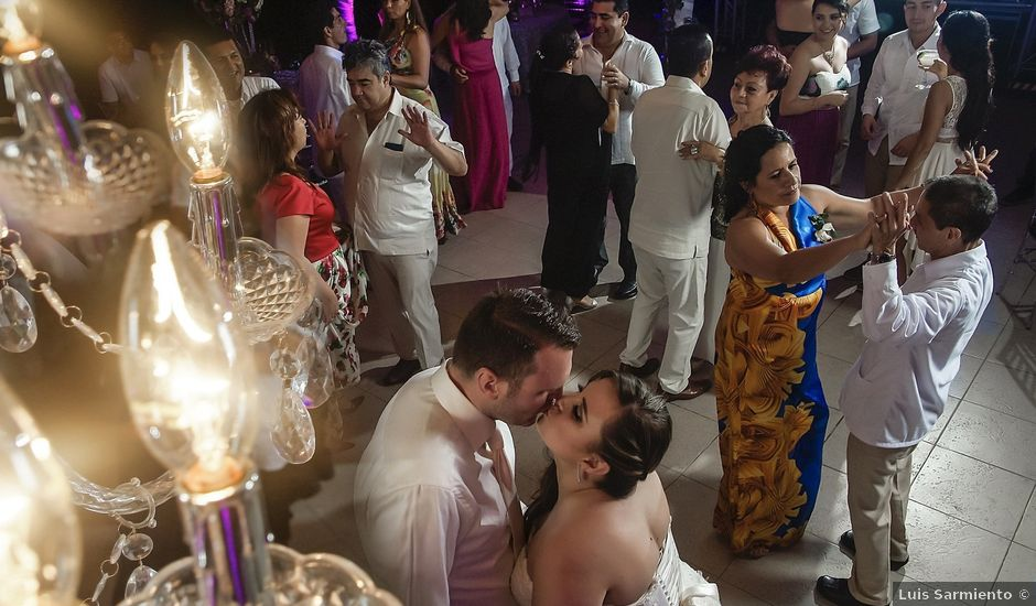 El matrimonio de Raymond y Johanna en Ibagué, Tolima