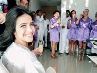 El matrimonio de Ximena y Luis 2