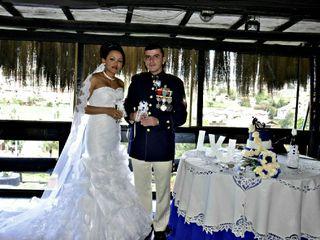 El matrimonio de Lorena   y Julio    2