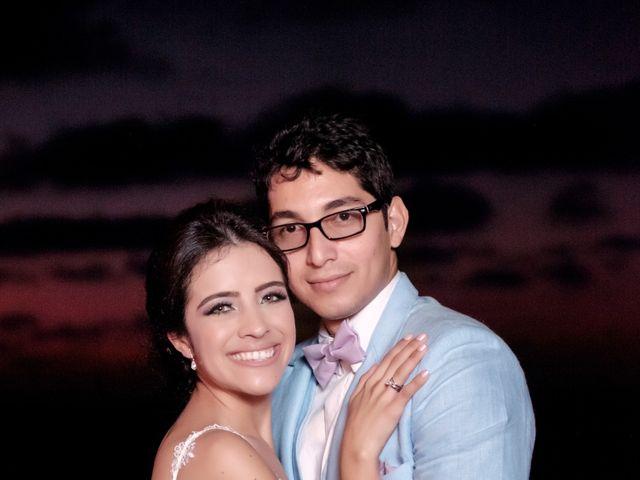 El matrimonio de Luis y Ximena en Puerto Colombia, Atlántico 1
