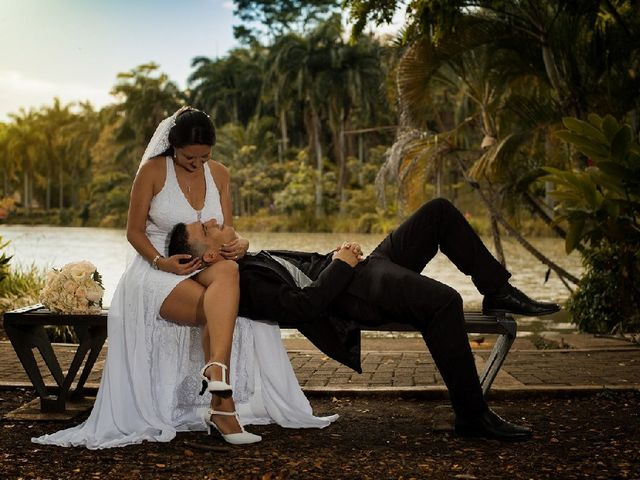 El matrimonio de Juan Carlos y Sandra  en Cali, Valle del Cauca 1