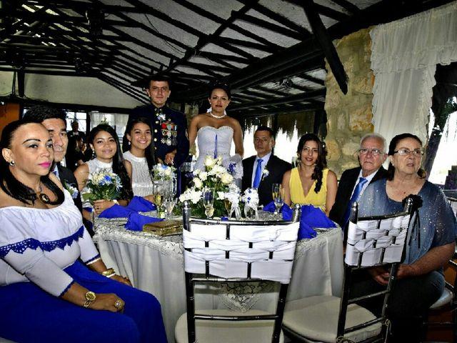 El matrimonio de Julio    y Lorena   en Cota, Cundinamarca 1