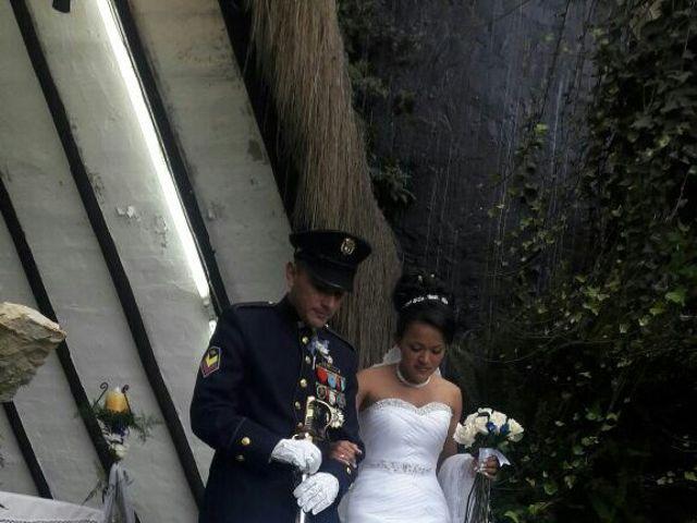 El matrimonio de Julio    y Lorena   en Cota, Cundinamarca 4
