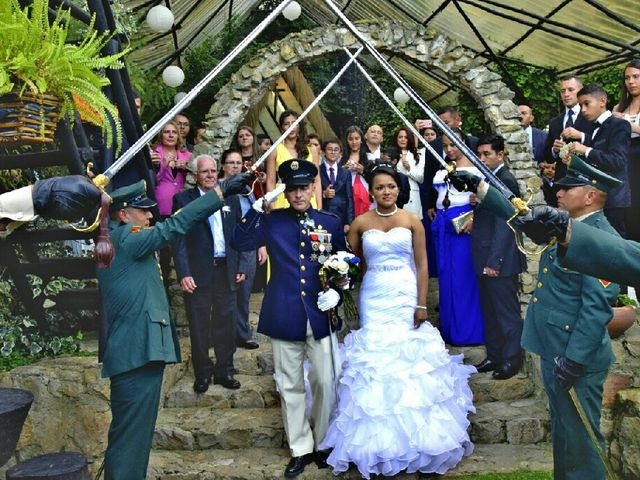 El matrimonio de Julio    y Lorena   en Cota, Cundinamarca 2