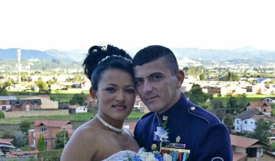 El matrimonio de Julio    y Lorena   en Cota, Cundinamarca