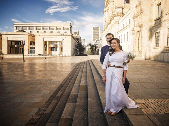 El matrimonio de Lized y Andrés