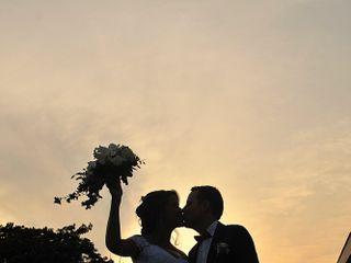 El matrimonio de María José y Rafael  3