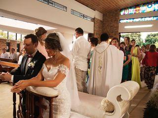 El matrimonio de María José y Rafael