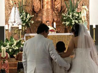 El matrimonio de Carolina  y Andrés  3