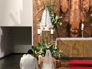 El matrimonio de Carolina  y Andrés  1