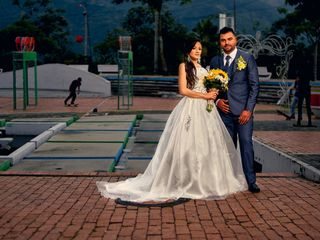 El matrimonio de Jhon y Julieth