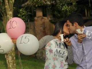 El matrimonio de Maria Alejandra y Hector 1