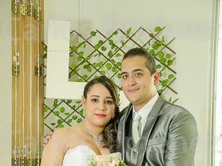 El matrimonio de Andrea y Daniel Jesús  1