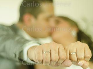 El matrimonio de Andrea y Daniel Jesús  2