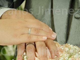El matrimonio de Andrea y Daniel Jesús  3