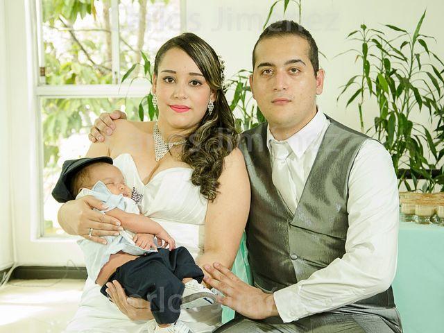El matrimonio de Andrea y Daniel Jesús