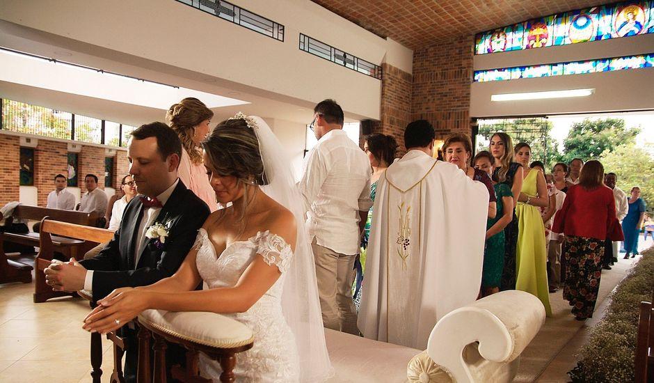 El matrimonio de Rafael  y María José en Ibagué, Tolima